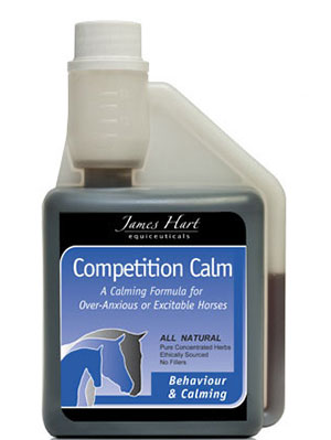 Competition Calm